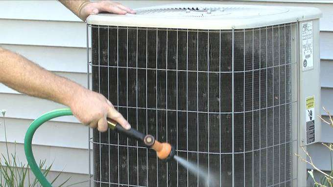 how to maintain ac unit